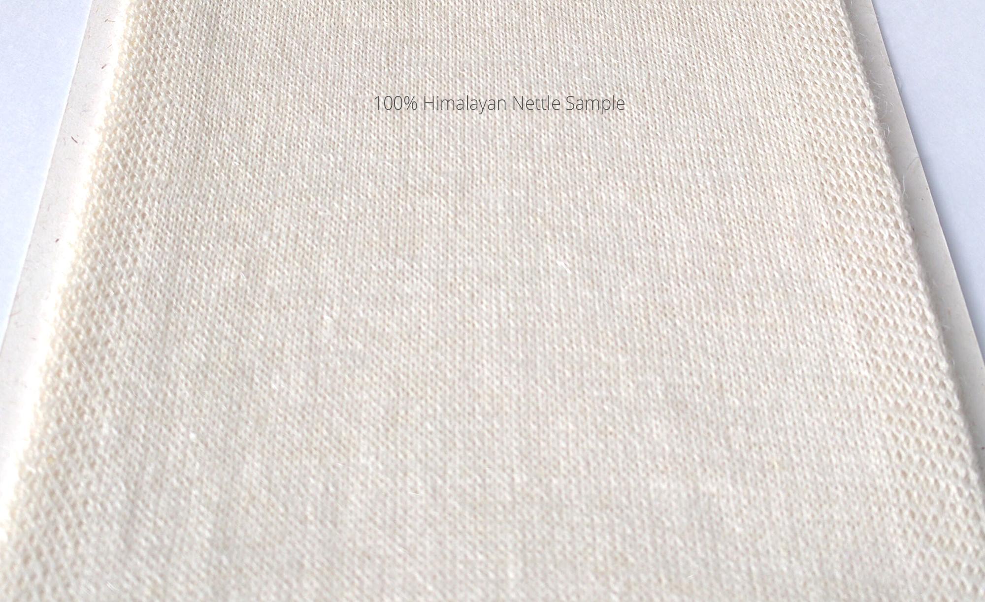 100% Himalayan nettle sample