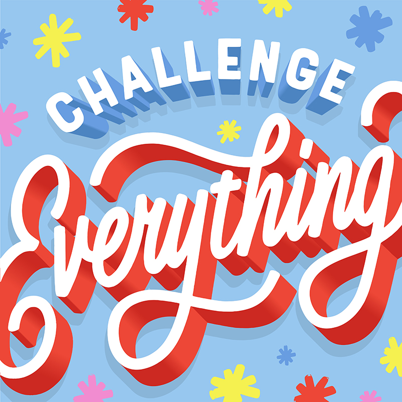 Week 17 - What are you going to challenge this year?Sponsored by Adobe Creative Cloud