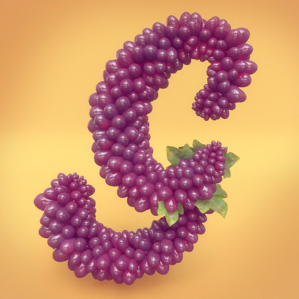 Letter-G_Grapes-Letter-3D-type-by-Noah-Camp.jpg