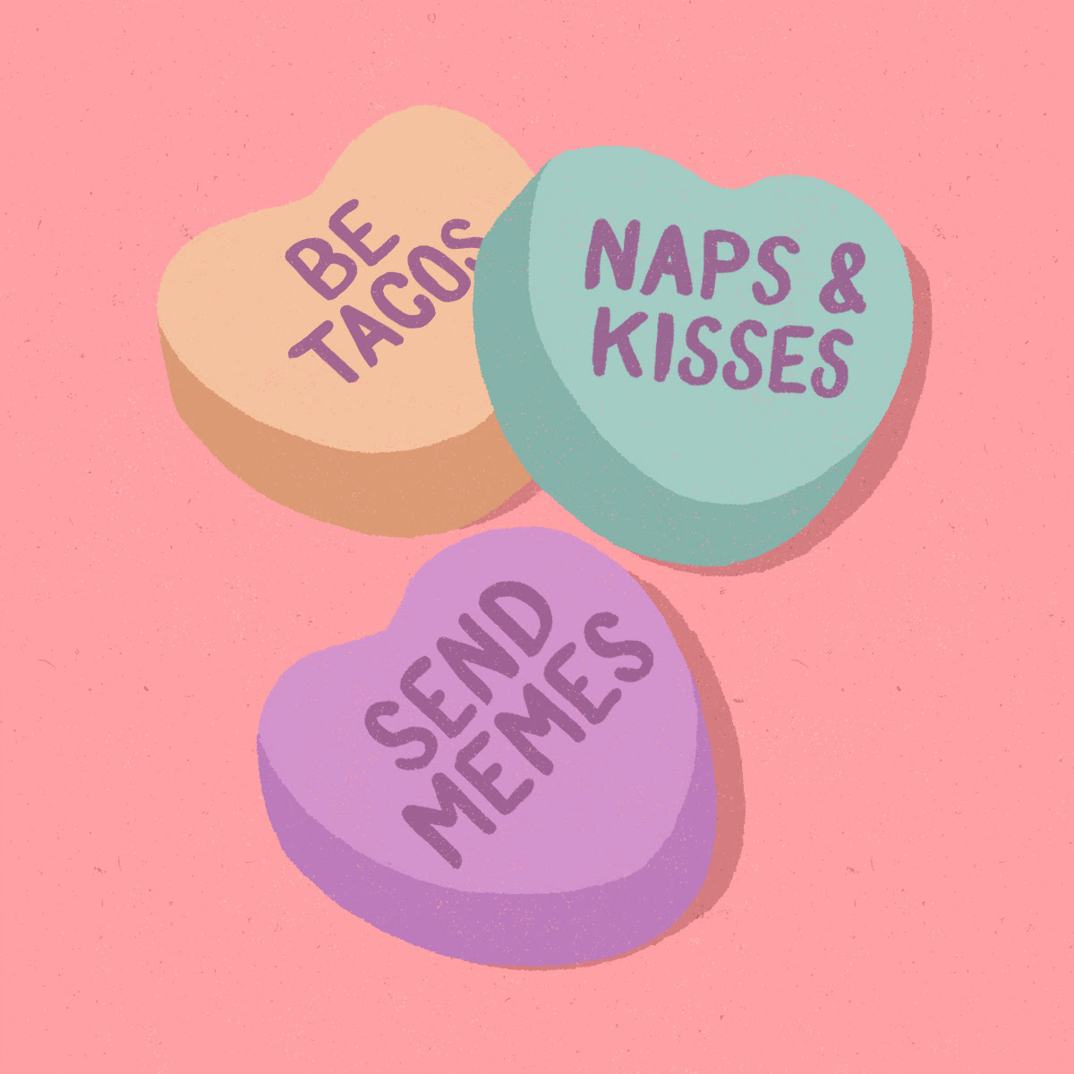 week 4 - Hugs + kisses VS. memes & tacosGuest assignment by Josh Ryan