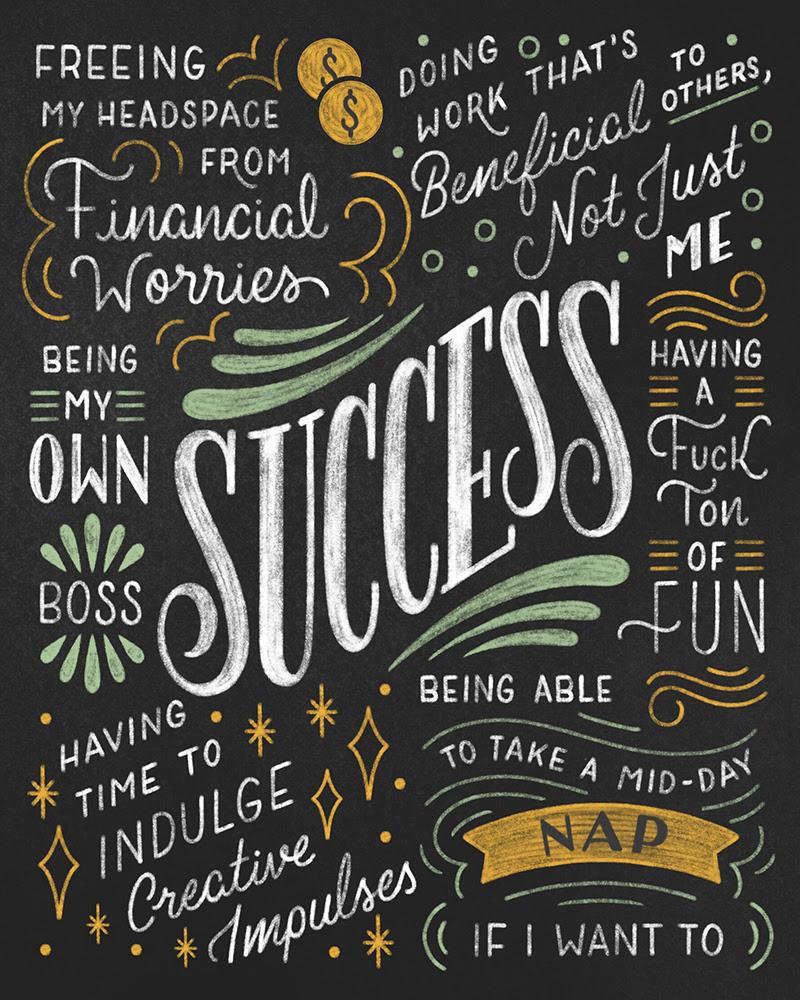 week 13 - Defining (and redefining) success