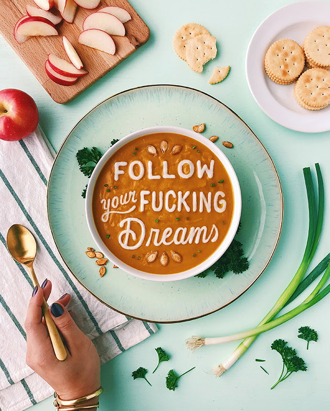week 17 - Bite-sized advice, buffet-sized announcement!
