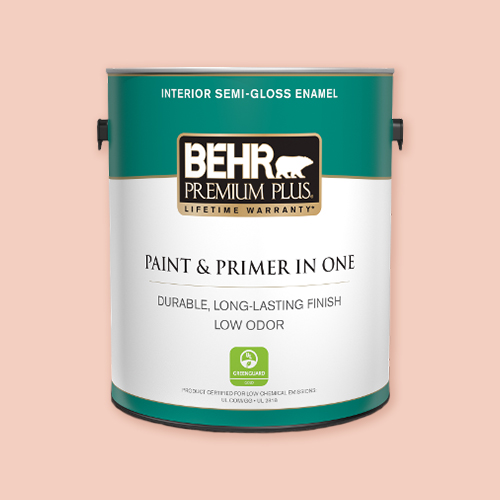 Behr Interior Premium Plus Ultra Enamel for painting indoor murals -