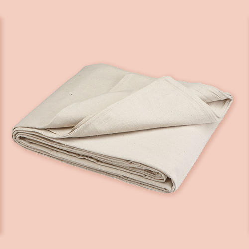 Canvas drop cloth to keep your shit clean and not worry about drips & spills -