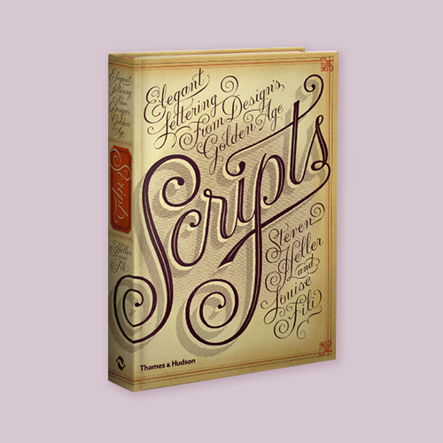 Scripts by Louise Fili and Steven Heller -