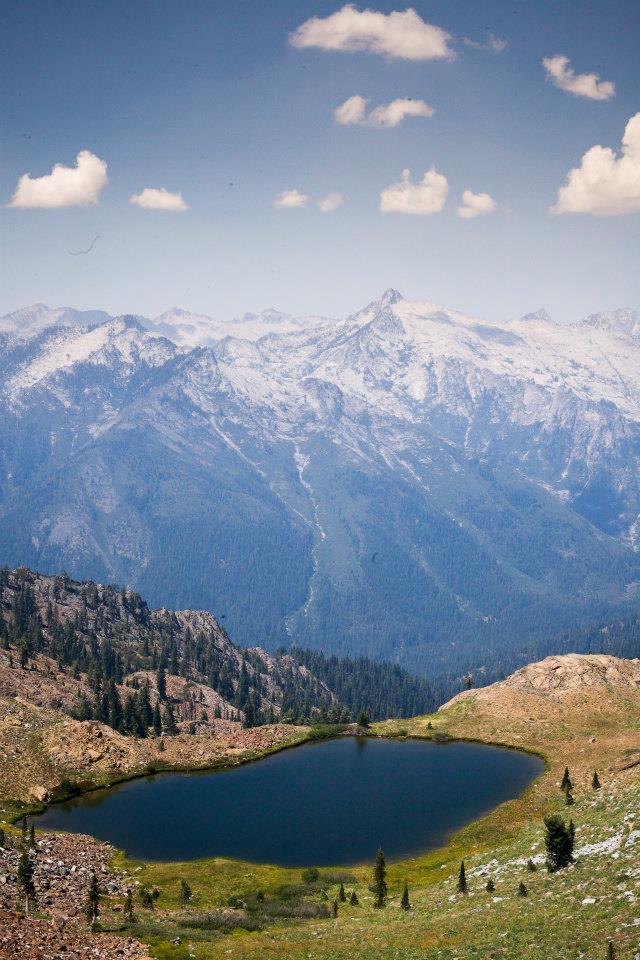 Trinity Alps of California