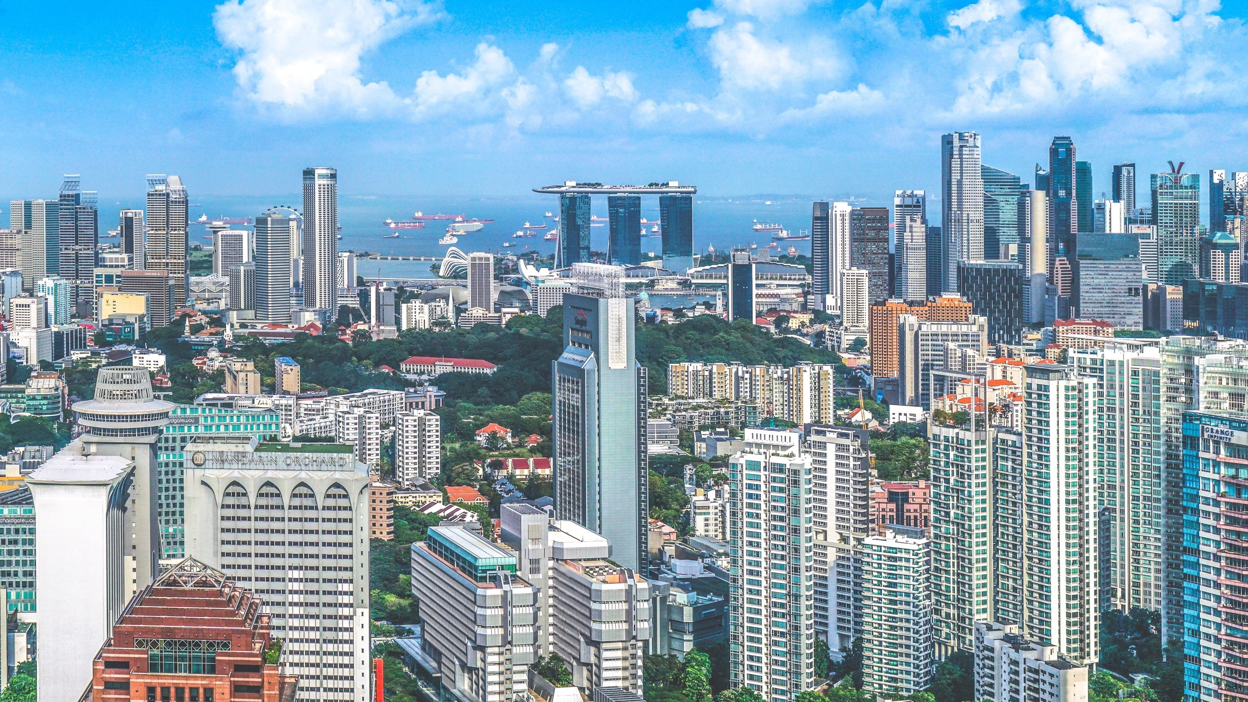Paving the way for sustainable building design in Singapore - CLIENT: SINGAPORE GREEN BUILDING COUNCIL
