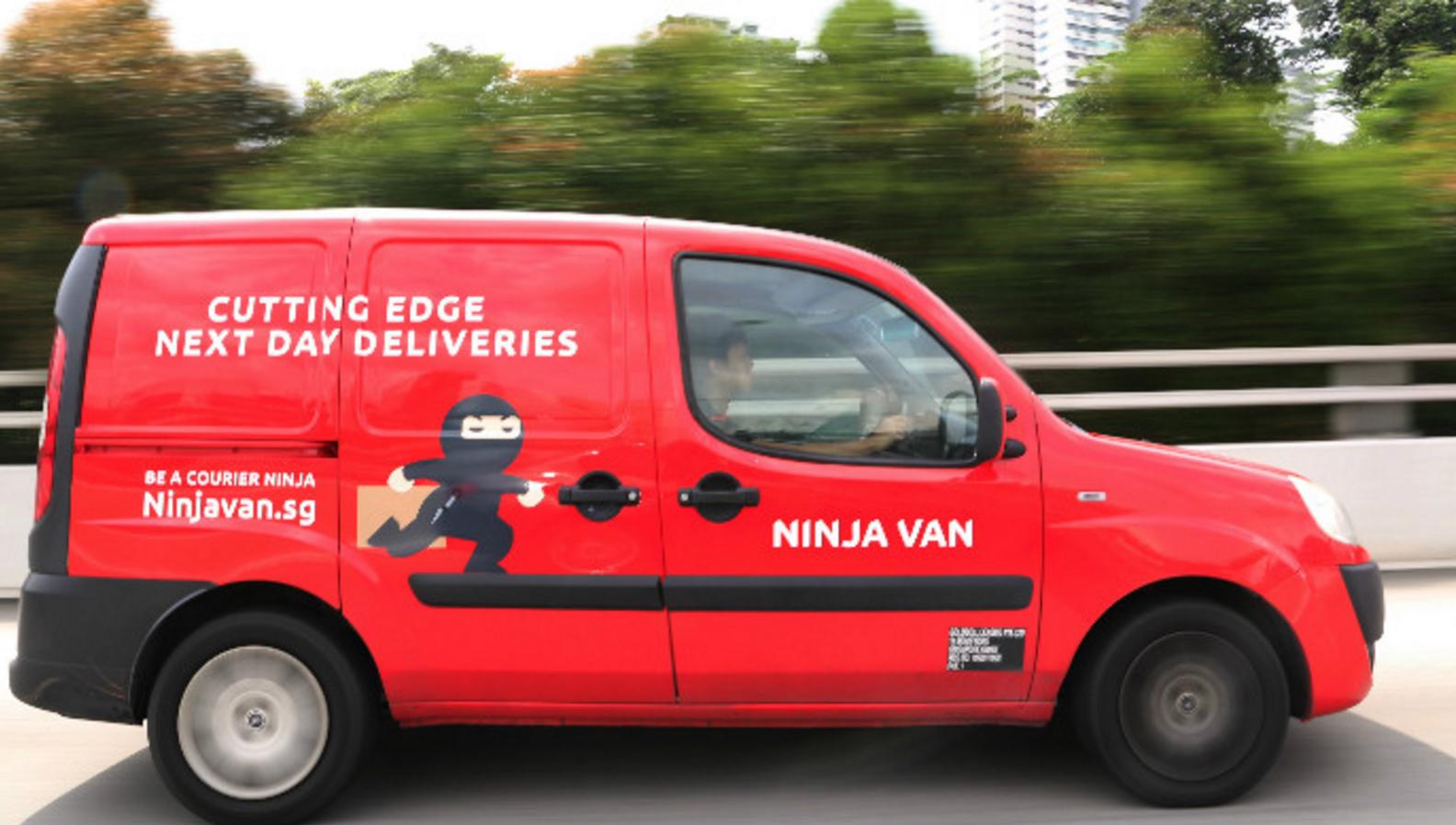 Photo credit: Ninja Van