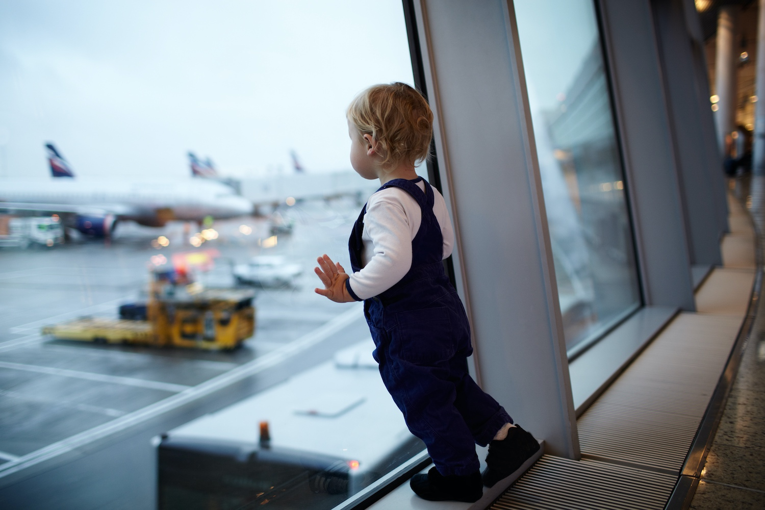 Flying is cool. - (Most) Kids Agree