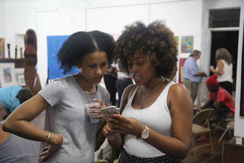 Artist Lime Marcelle Bell and Neisha La Touche cred MBSL.jpg