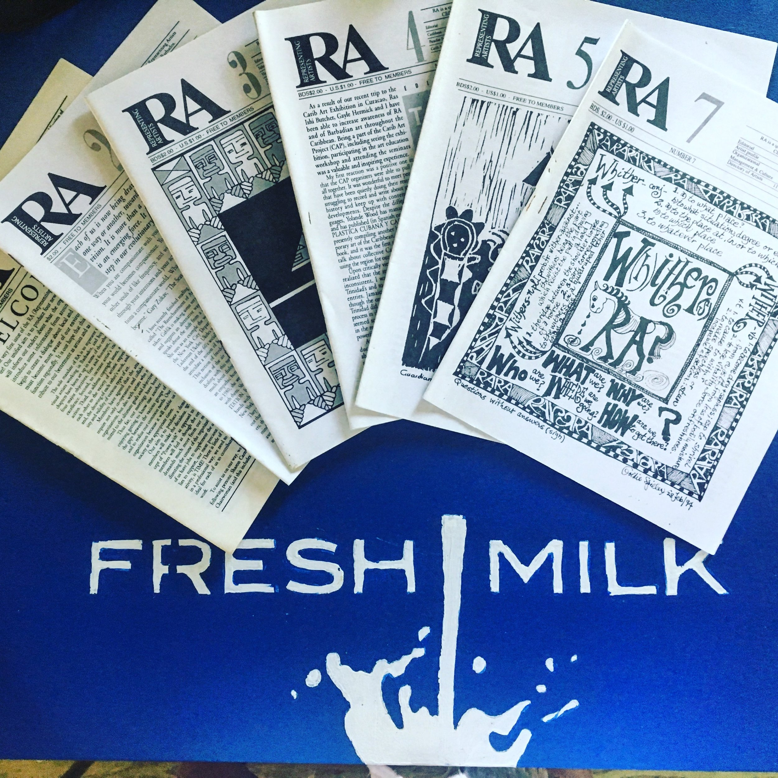 Issues of  RA .