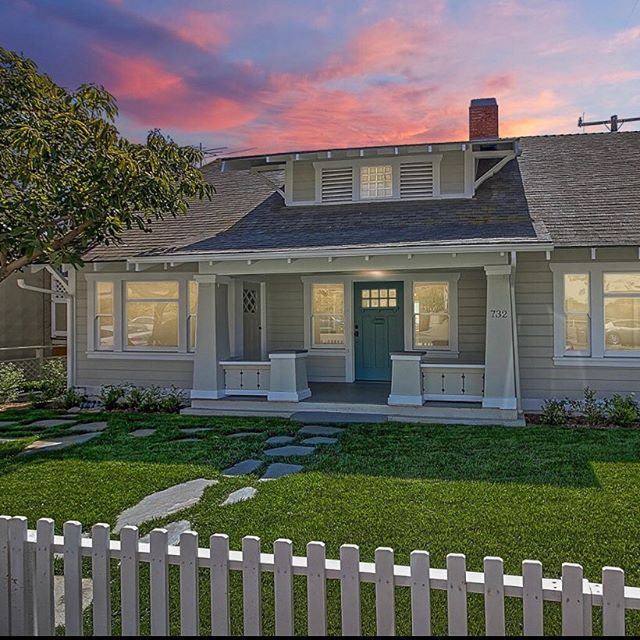 Thankful to be a part of this project! Congratulations to @shanoahcurranhomes for designing and selling this beauty 👌🏻 #Ventura #venturahillside #craftsman