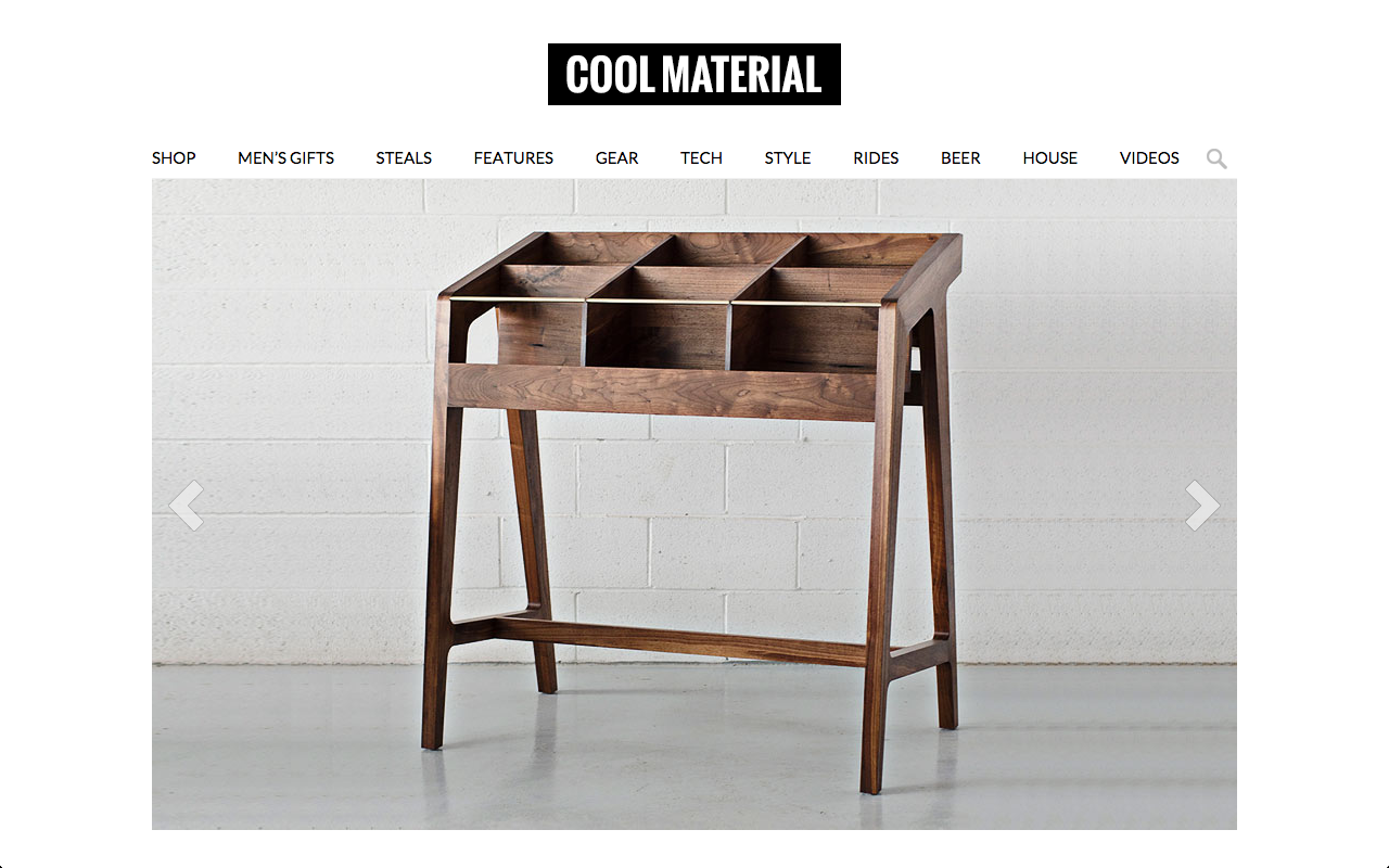 COOL MATERIAL - FEBRUARY 2016
