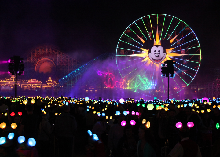 World of Color at Disney's California Adventure Park