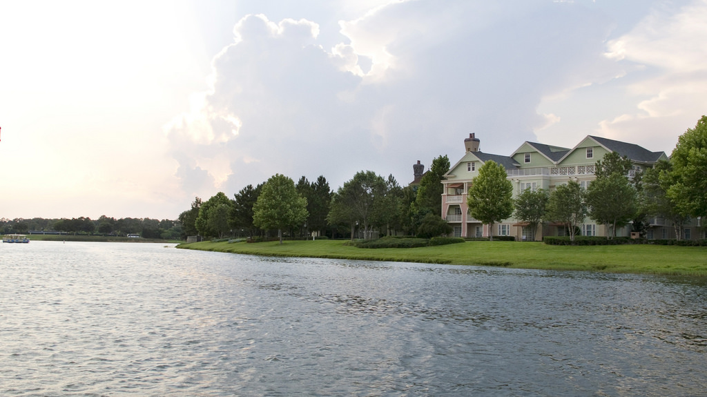 Saratoga Springs from the Sassagoula River