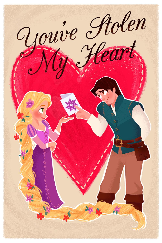 Tangled Valentine