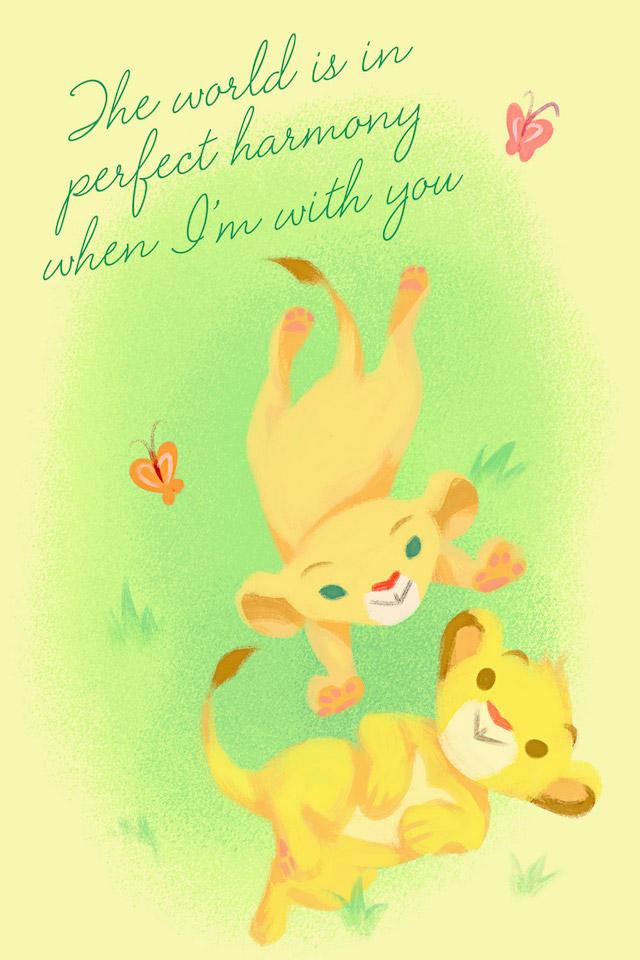 Lion King Valentine