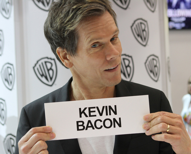 Kevin Bacon Game