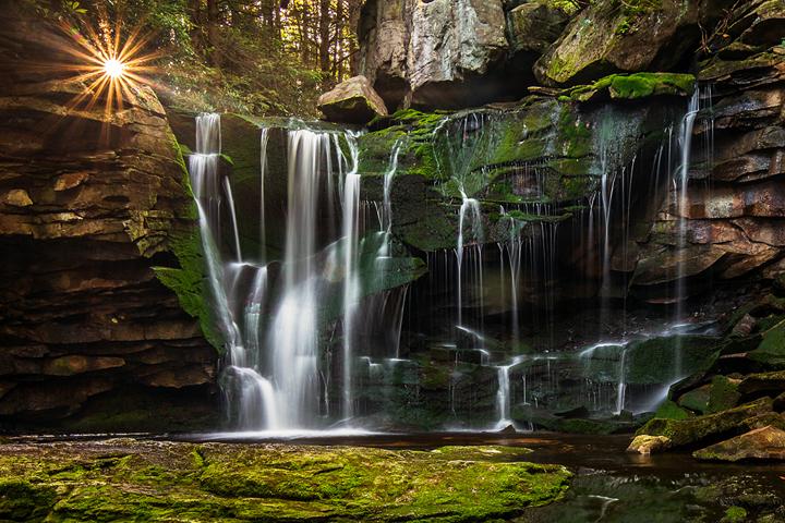 Elakala Falls, West Virginia