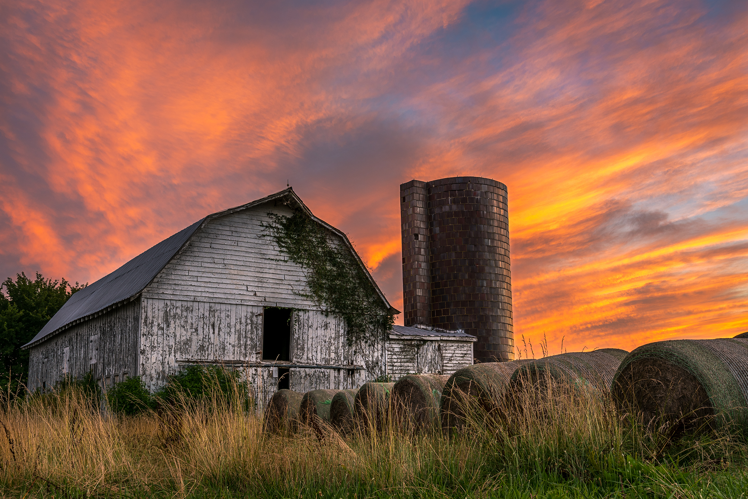 Chancellorsville Barn