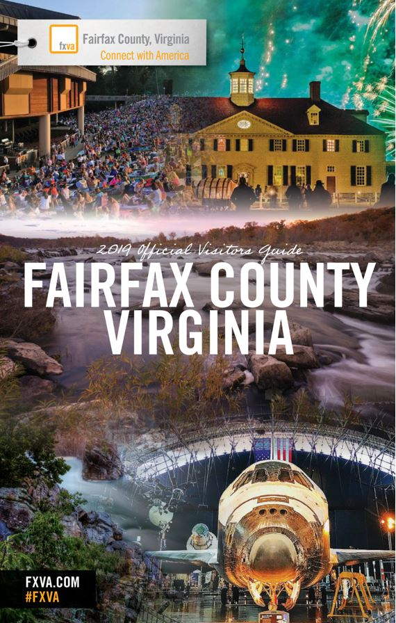 2019 Fairfax County Official Visitor's Guide