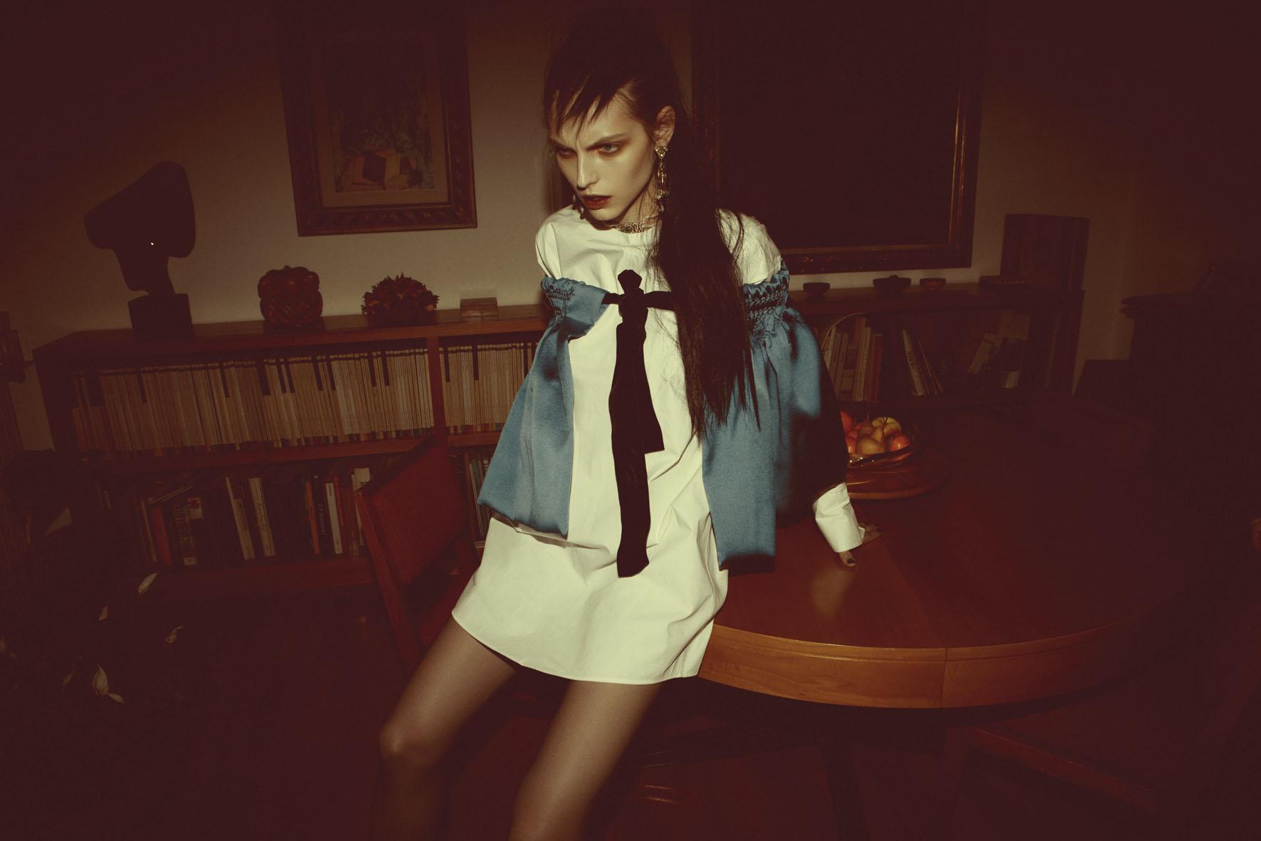 Karlina Caune by Alessio Bolzoni (Miu Miu - Lurve #6 Winter 2012-2013) 5.jpg