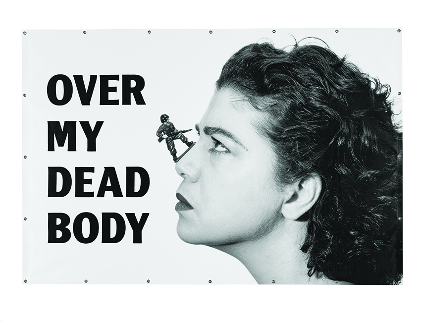 Over My Dead Body, 1988-2002 © Courtesy of the artist © Photo Courtesy Galerie Max Hetzler, Berlin | Paris