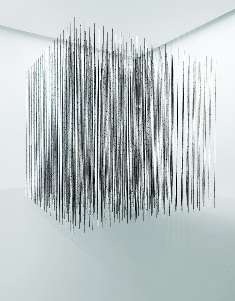 Impenetrable, 2009 © Courtesy of the artist © Photo Courtesy Mataf: Arab Museum of Modern Art