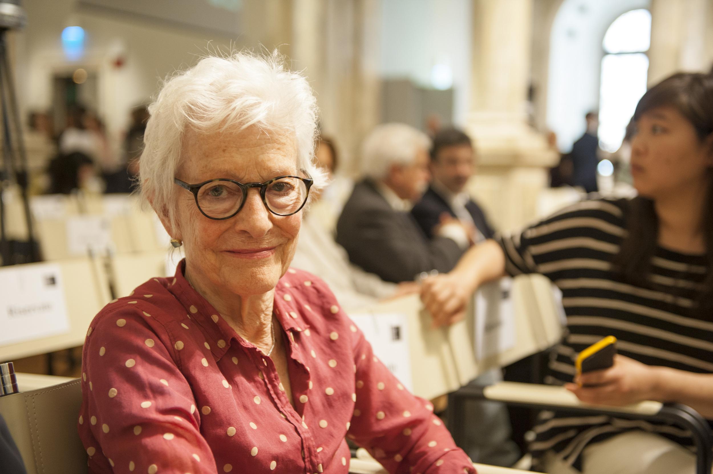 Joan Jonas  Courtesy La Biennale di Venezia