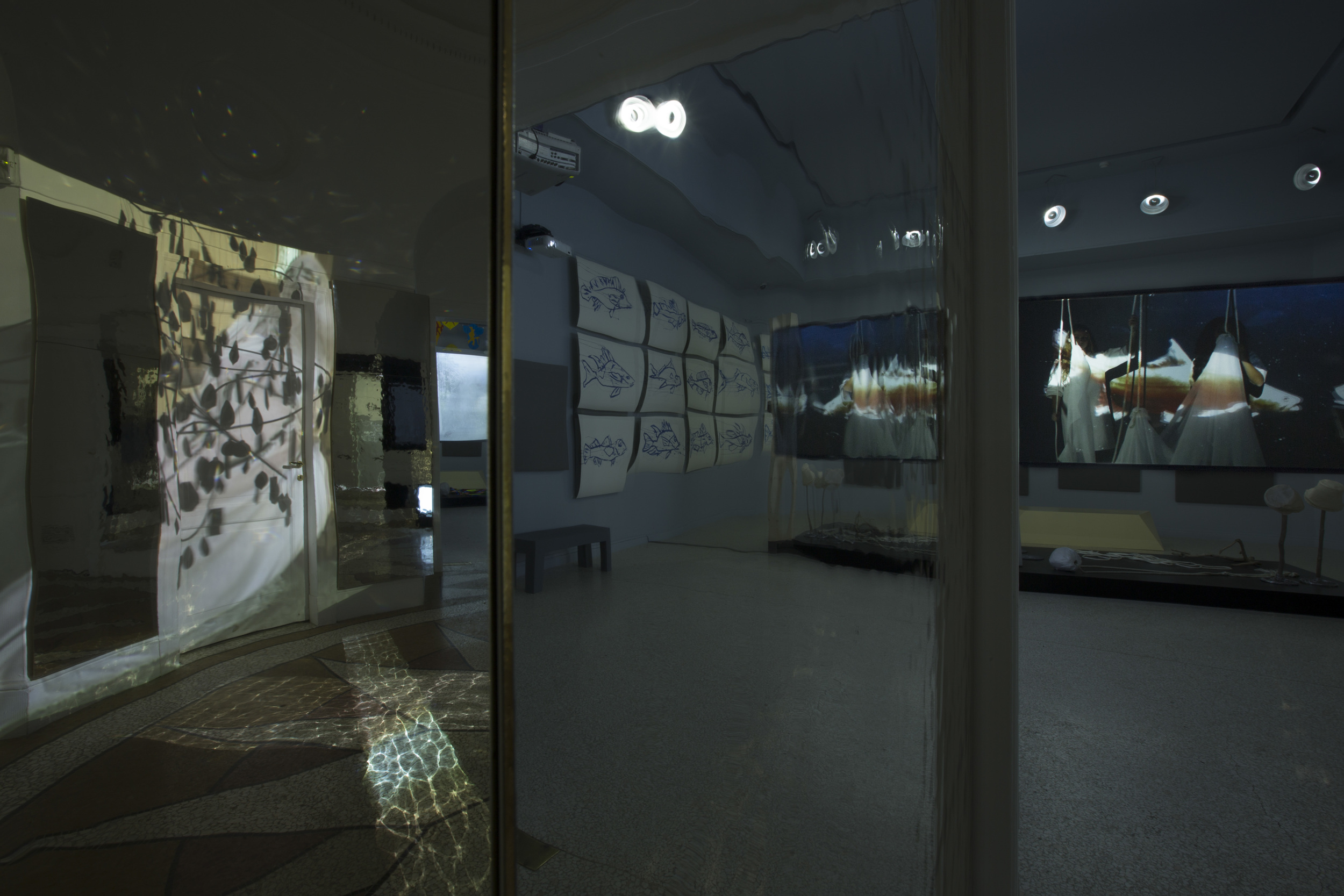 United States of America -Joan Jonas: They Come to Us Without a Word  Photo by Moira Ricci -Courtesy La Biennale di Venezia