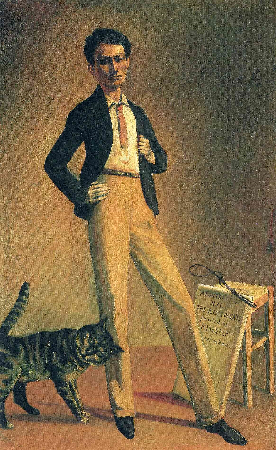 The King of Cats 1935.jpg