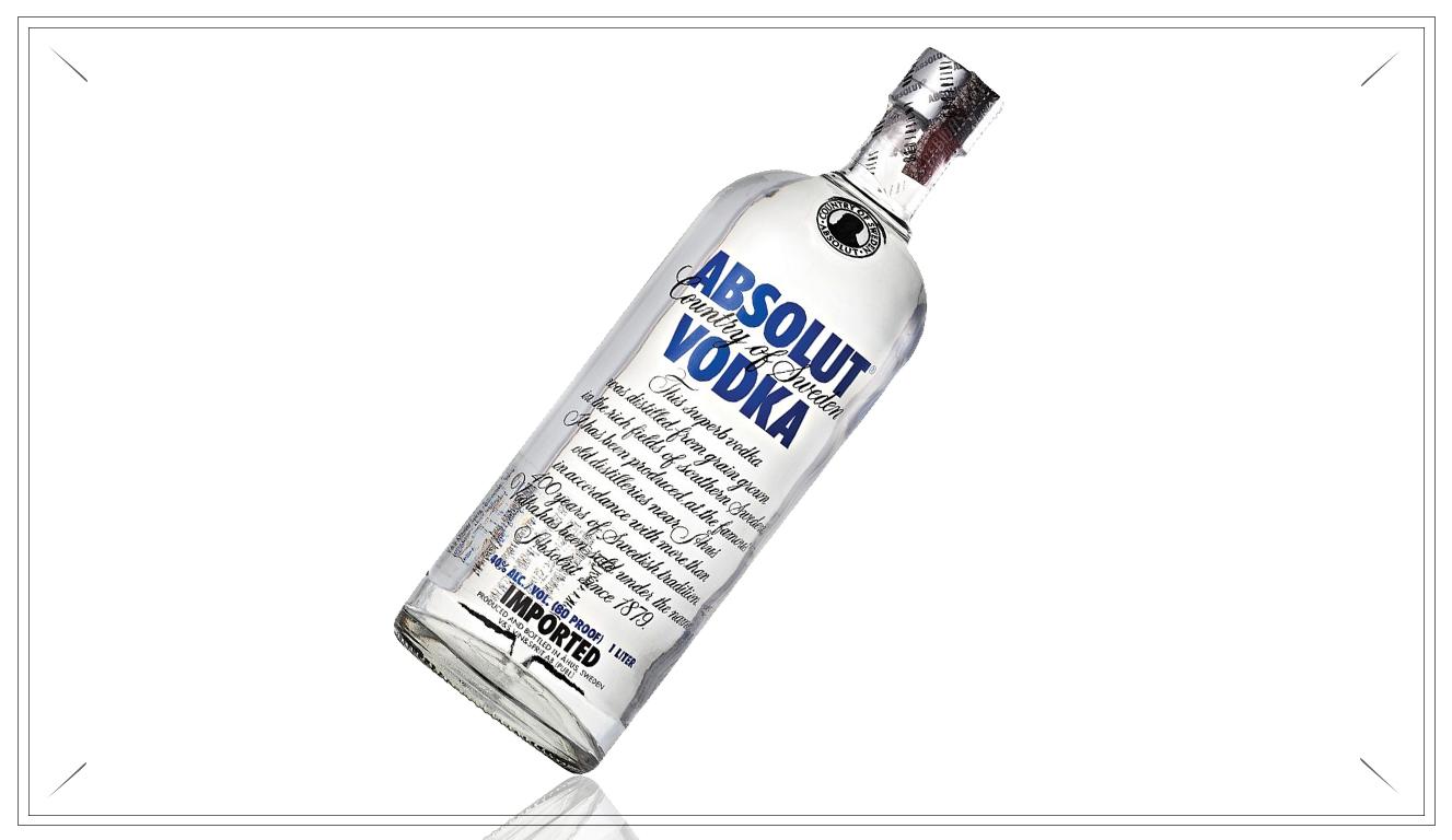 NO110 - Absolut Blue (500ml) - Wird seit 1879 nach einer speziellen Rezeptur nur aus schwedischen Weizen hergestelltPreis p. Liter 31,80€15,90 €