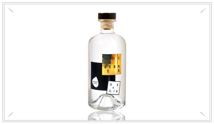 GE102 - GOLDBERNER - 500ml Goldberner - Dry Gin(Preis p. Liter 59,90 €)29,95 €