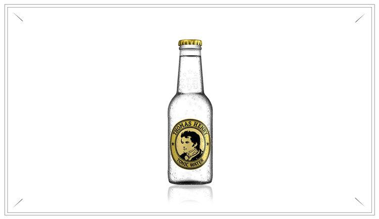 TH101 - Tonic Water 0,2l - 1 x 0,2l Thomas Henry Tonic Water (Preis p. Liter 12,45€ inkl. Pfand 0,15€)2,49 €