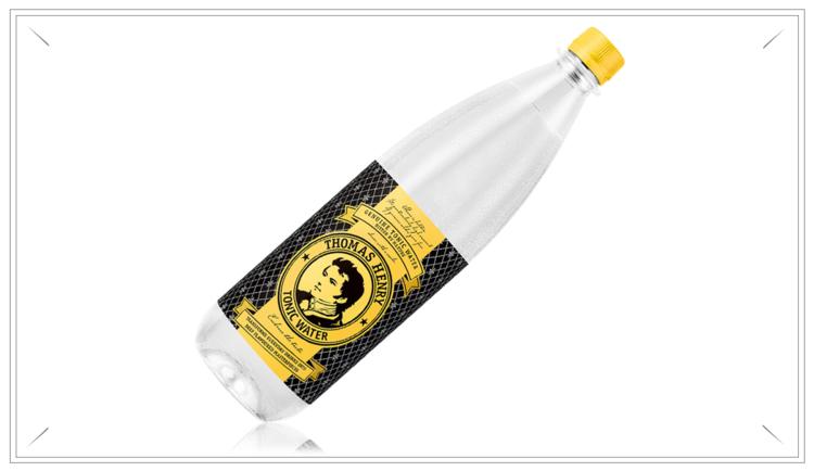 TH103 - Tonic Water 1,0l - 1 x 1,0l Thomas Henry Tonic Water(Preis p. Liter 3,90€ inkl. Pfand 0,15€)3,90 €