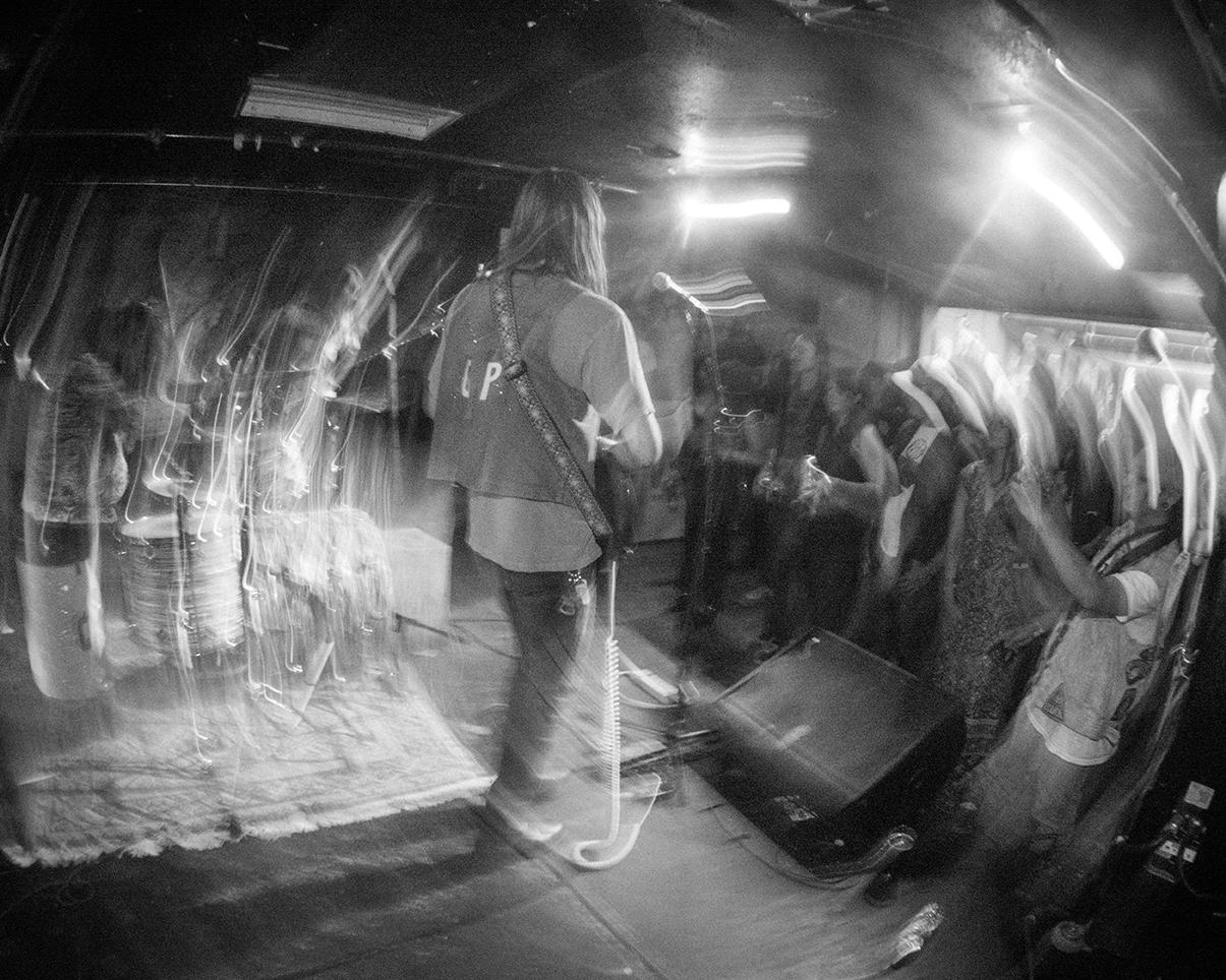 Crypt Trip. Photo: Travis Heacock