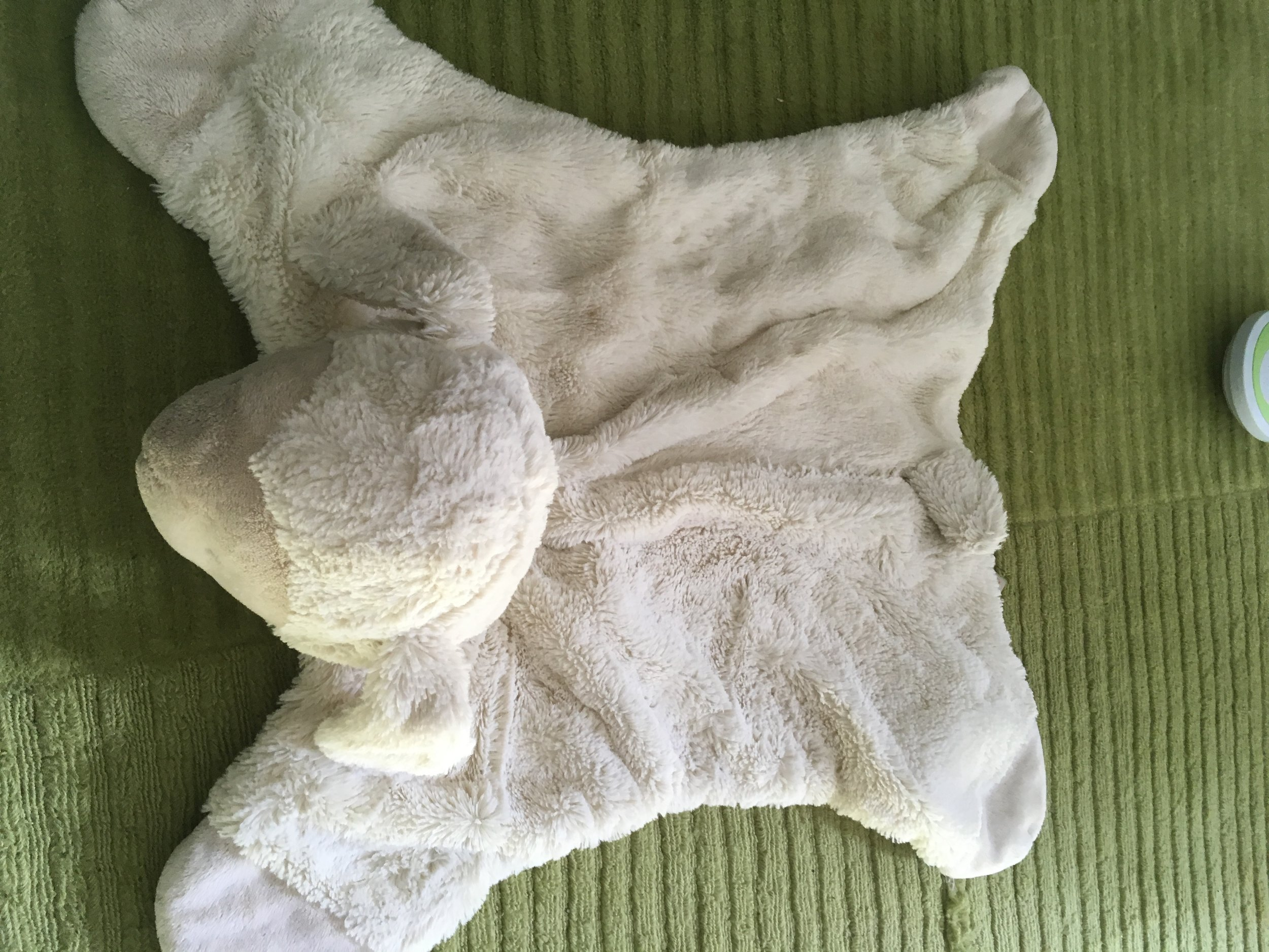Gund Lamb baby blanket $8