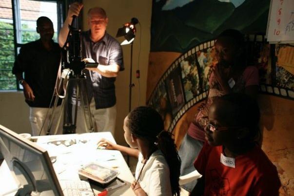 Animation Workshop - Kigali Rwanda