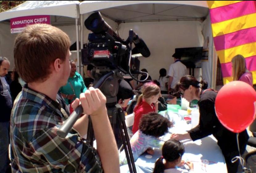 Animation Chefs - Tribeca Film Festival Street Fair