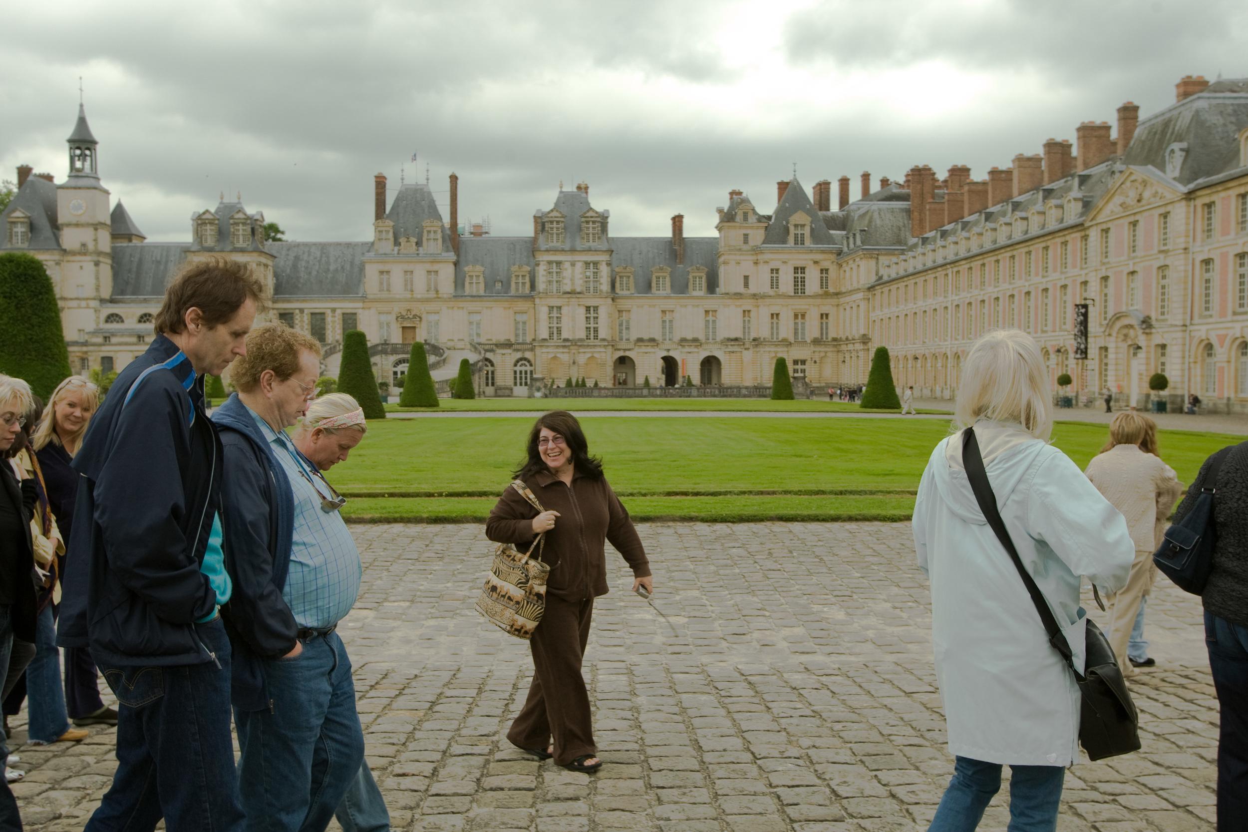 Spiritual Warriors Tour in Paris 2008