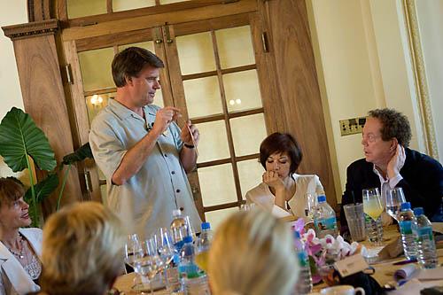 Blessing Fest with John Morton John-Roger 2008