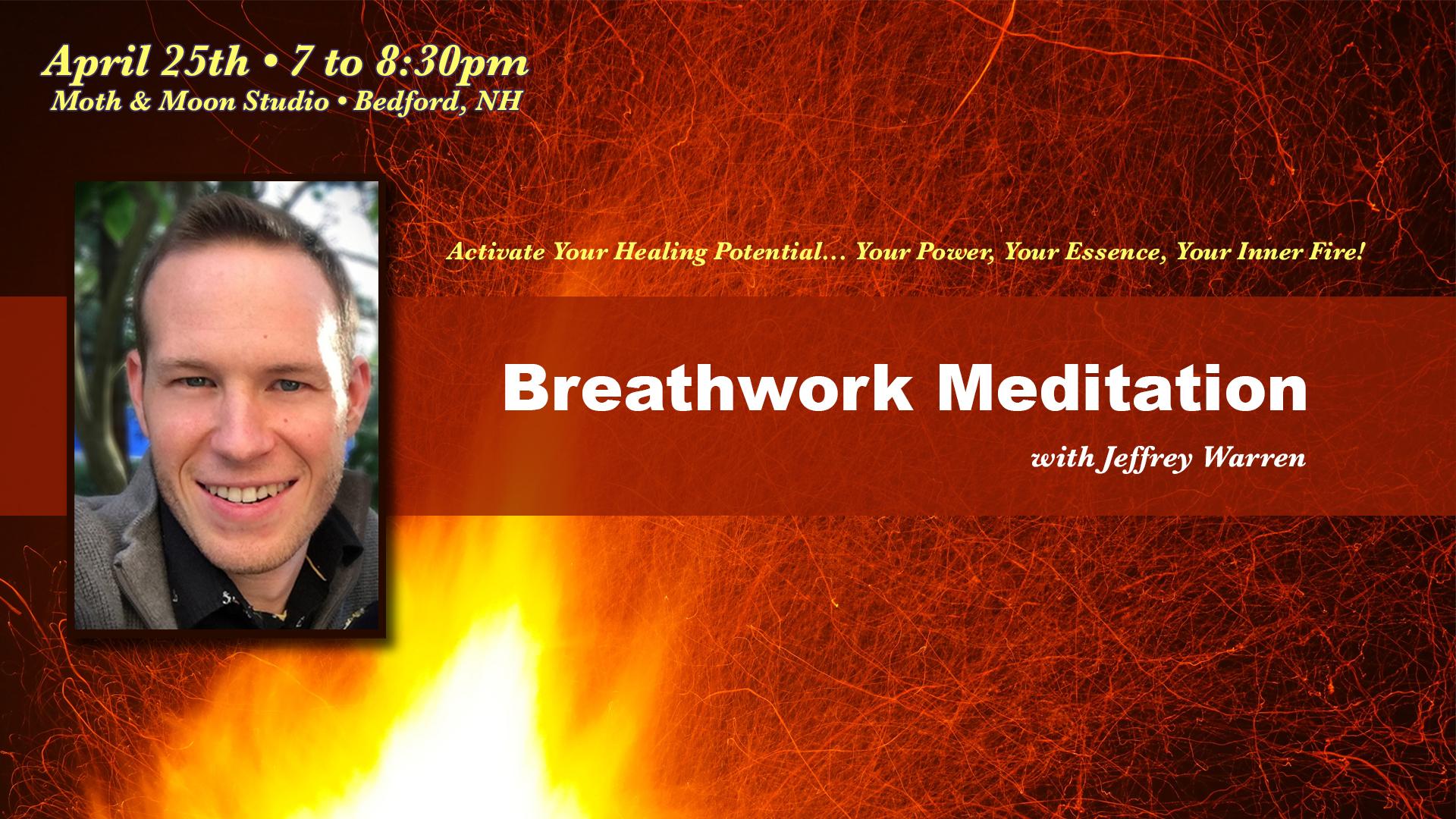 Breathwork Meditation — Jeffrey Warren