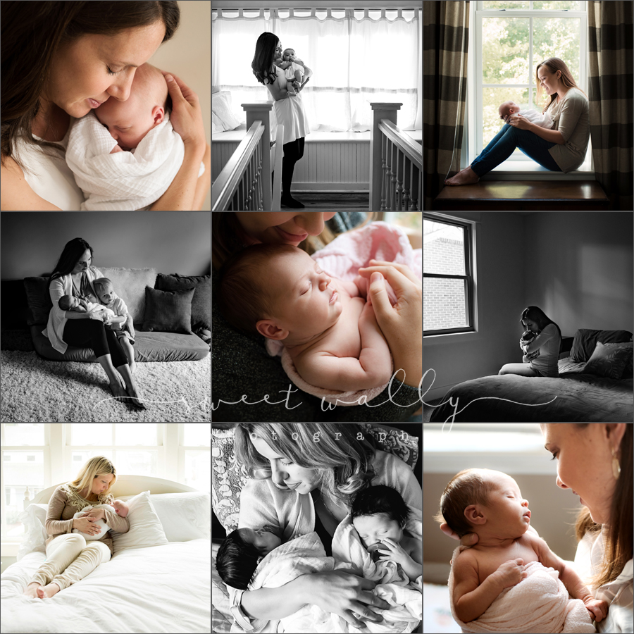 A celebration of mothers | Sweet Wally Photography | Newborn Photographer in Nashville