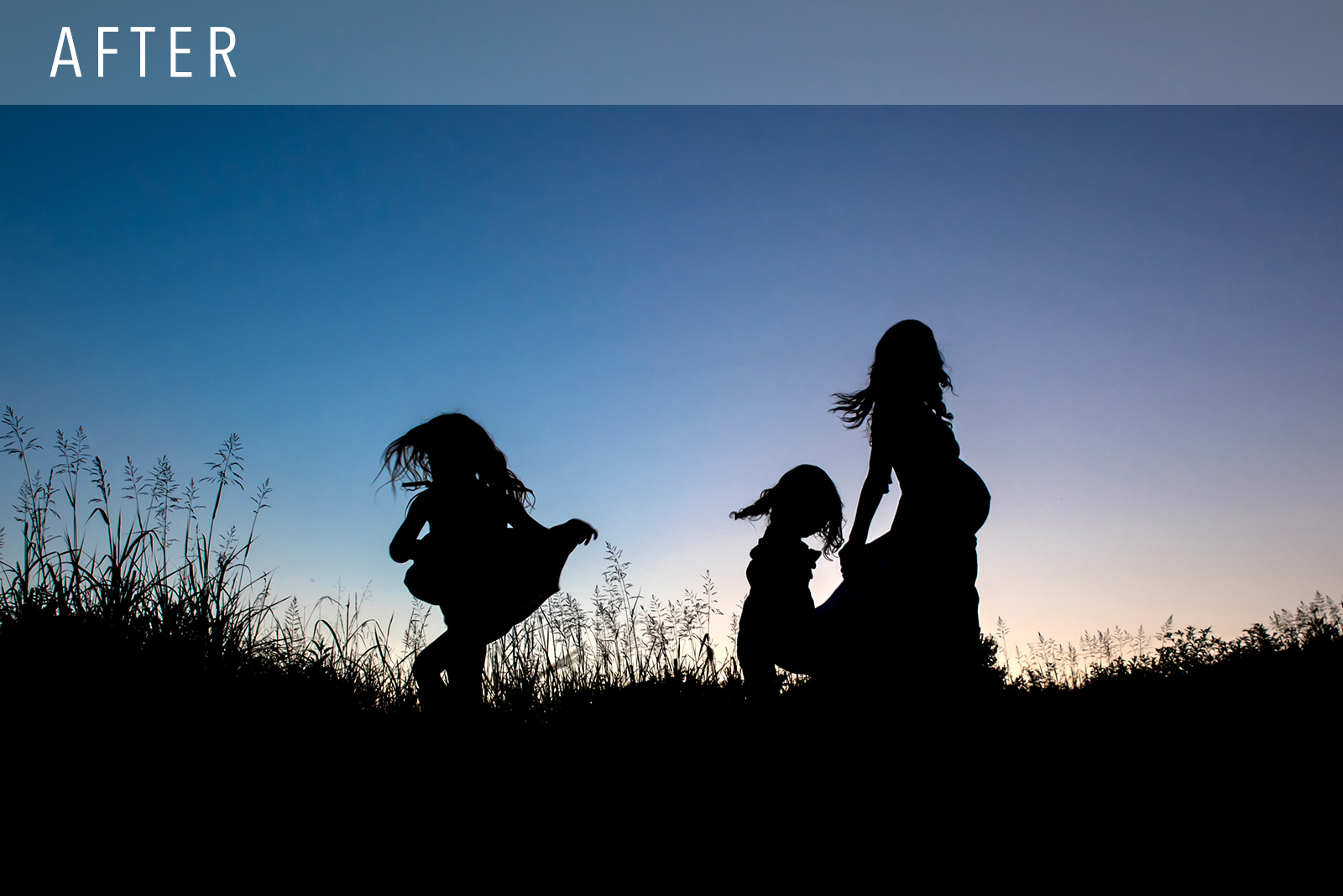 silhouette_before_newborn photographer in bowling green.jpg