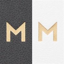 Matte Gold Debossing / Foil Stamp
