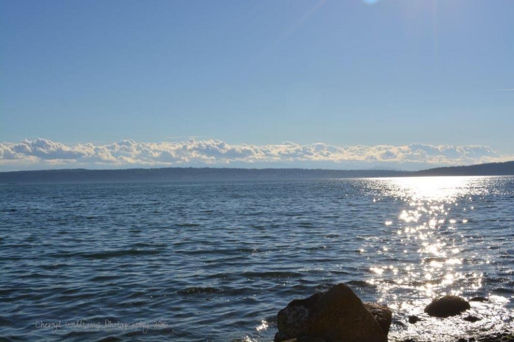 Peace, Be Still. - Camano Island, Washington State