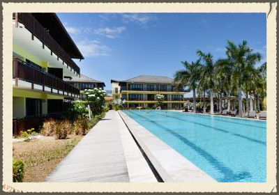 LIONS DIVE & BEACH RESORT  is a nature-oriented accommodation that strives to maintain the highest possible standards in a sustainable organization. Saving water, saving energy, monitoring waste (incl. recycling) and waste water are an integral policy of the resort.   https://www.lionsdive.com/en/