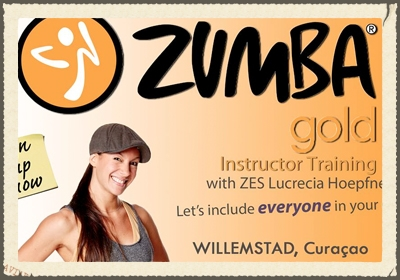 ZUMBA CURACAO  Love to dance? Love to teach? Want to learn something new? Zumba Fitness and Zumba Gold instructor trainings. Go to  zumba.com  to sign up.    https://www.facebook.com/zumba.curacao/?fref=ts