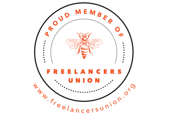 Freelancers Union — Member   Freelancers Union builds political power to help freelance workers lead meaningful, connected, and independent lives.