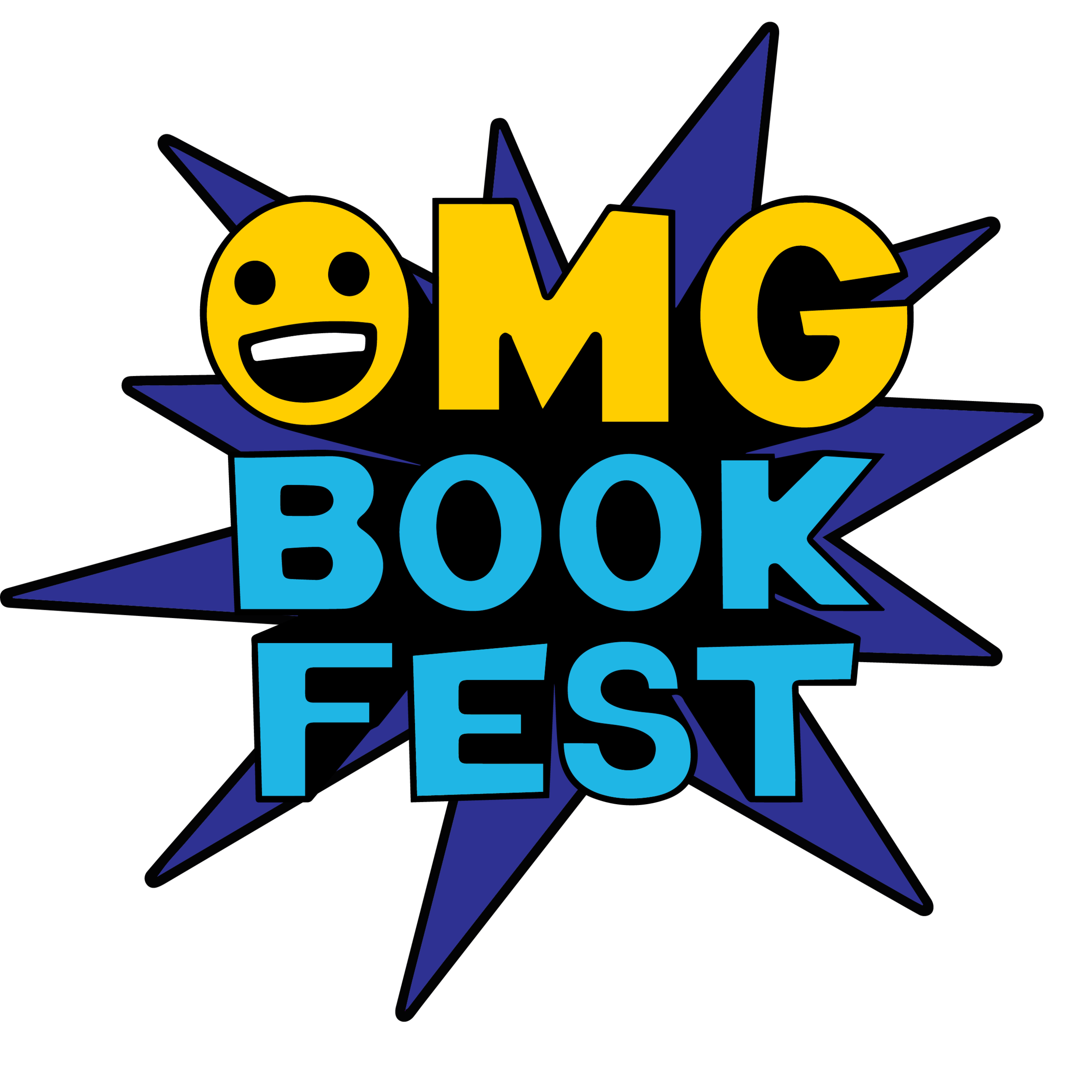 OMG BookFest — Board Member   OMG BookFest is a celebration of books aimed at the early to middle grade reader (ages 7-12) that brings together commercial and award-winning authors with underserved local communities for an exciting experience of books, games and activities.